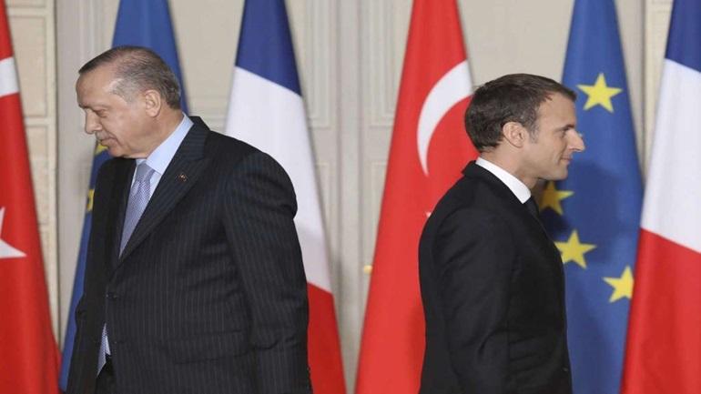Κυρώσεις στην Άγκυρα εισηγείται στην Ε.Ε. το Παρίσι: «Υπήρξαμε για παρά πολύ καιρό αφελείς»