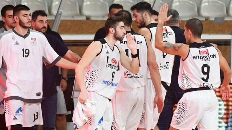 Μπάσκετ (Α2 Ανδρών): Νίκη κορυφής για τον Απόλλωνα Πατρών, 67-56 τον Κόροιβο