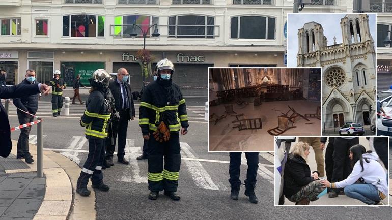 Τρόμος στη Νίκαια της Γαλλίας