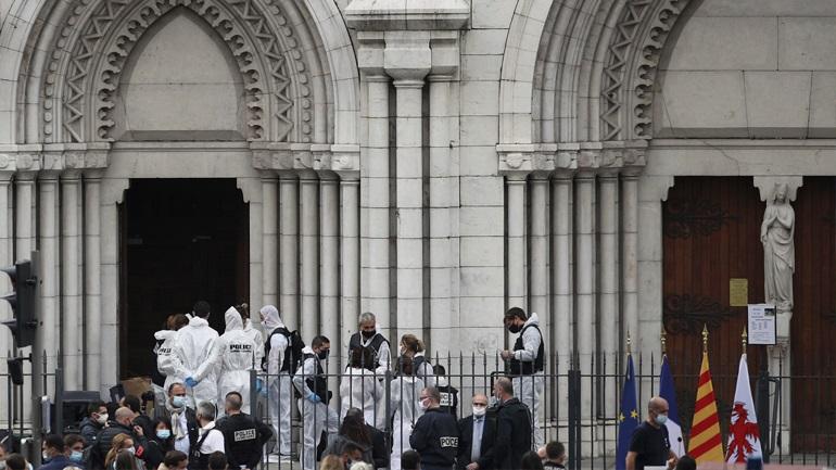 Δημοσιεύτηκαν τα στοιχεία του δράστη του μακελειού στη Νίκαια