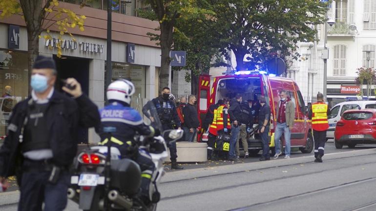 Γαλλία: Ο δράστης της επίθεσης έφτασε με το τρένο στη Νίκαια