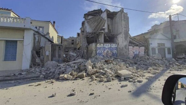 Ο Παγκόσμιος Οργανισμός Υγείας παρακολουθεί την κατάσταση σε Ελλάδα και Τουρκία μετά τον θανατηφόρο σεισμό