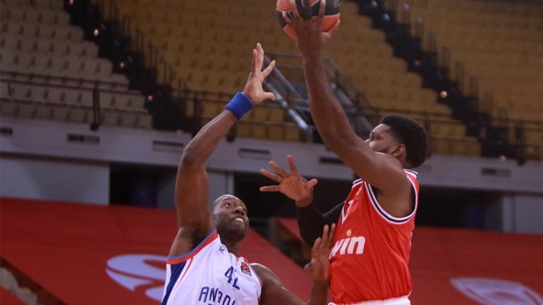 Δεύτερη σερί ήττα για τον Ολυμπιακό, έχασε με 84-79 από την Εφές στο ΣΕΦ