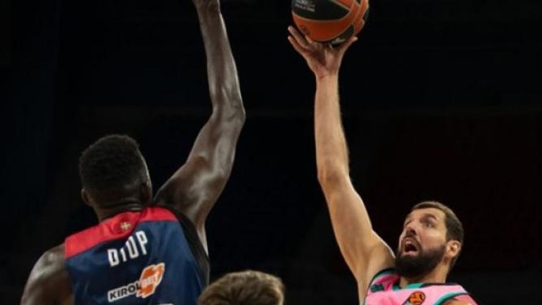 Euroleague: Nικήτρια η Μπαρτσελόνα στον ισπανικό «εμφύλιο», 72-71 την Μπασκόνια