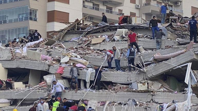 Στους 28 οι νεκροί στην Τουρκία - Τρεις άνθρωποι σε κρίσιμη κατάσταση
