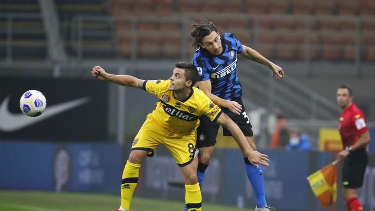 Ιταλία: Έσωσε τον βαθμό στο φινάλε η Ίντερ, 2-2 με την Πάρμα