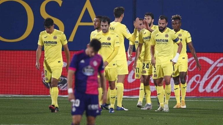 Ισπανία: Τρίτη η Βιγιαρεάλ, 2-0 τη Βαγιαδολίδ