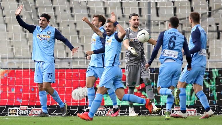 «Πλήγωσε» τον Παναθηναϊκό ο Χριστοδουλόπουλος, 1-0 ο Ατρόμητος
