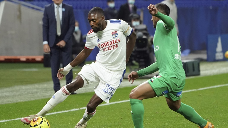 Γαλλία: Με ανατροπή η Λιόν, 2-1 τη Σεντ Ετιέν