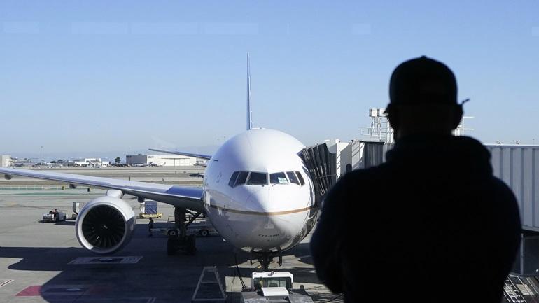 ΗΠΑ: Χάθηκαν 90.000 θέσεις εργασίας στον τομέα των αερομεταφορών