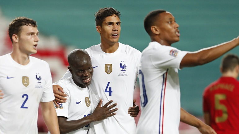 Προκρίθηκε στην τελική φάση του Νations League η Γαλλία, 1-0 την Πορτογαλία