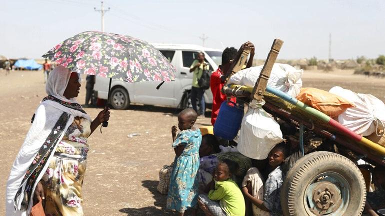 Στρατεύματα του Τιγκρέ βομβάρδισαν την πρωτεύουσα της Ερυθραίας