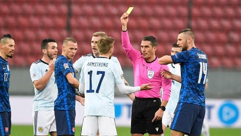 Nations League: Τρίποντο για τη Σλοβακία, 1-0 τη Σκωτία
