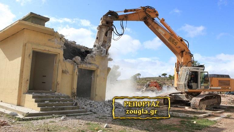 Ξεκίνησαν οι εργασίες για την κατασκευή των νέων φυλακών στον Ασπρόπυργο