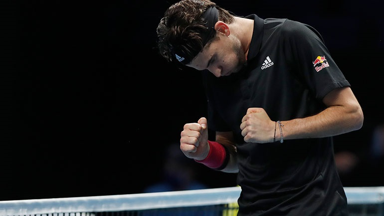 ATP Finals: Στον τελικό ο Τιμ, απέκλεισε τον Τζόκοβιτς