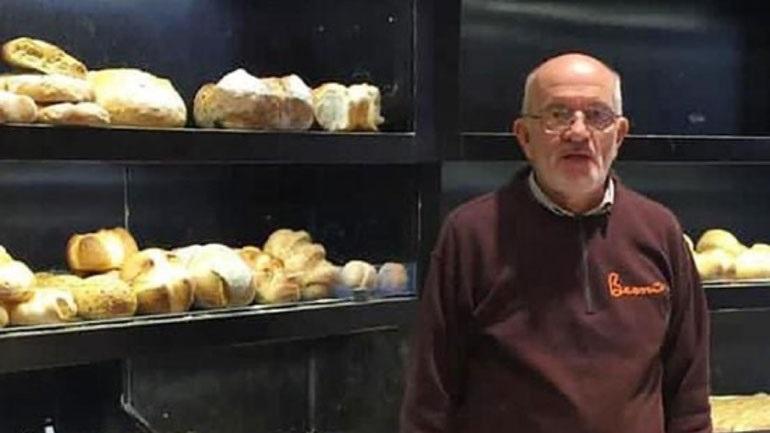 «Έφυγε» από κορωνοϊό ο Μαστρο-Τζάνι, ο φούρναρης που βοηθούσε τους φτωχούς