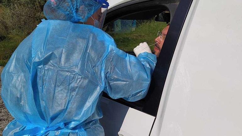 Συνεχίζονται τα rapid tests σε όλη τη χώρα - Σε 1.194 ελέγχους εντοπίστηκαν 81 κρούσματα