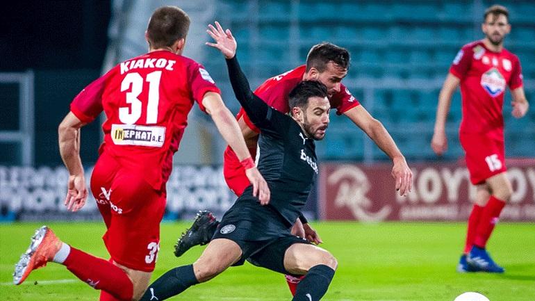 Επέστρεψε στις νίκες ο ΟΦΗ, συνέτριψε 4-1 τον Βόλο στο Πανθεσσαλικό