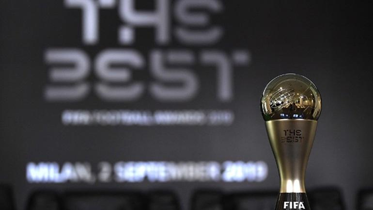 FIFA: Οι υποψήφιοι για τα βραβεία The Best