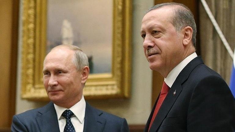 Συνομιλία Ερντογάν-Πούτιν για την κατάπαυση του πυρός στο Ναγκόρνο Καραμπάχ