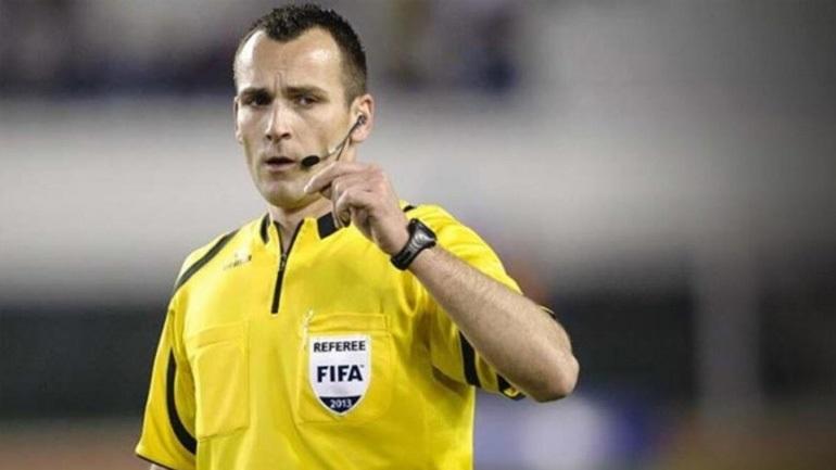 Super League: Κροάτης διαιτητής στο Άρης-Ολυμπιακός