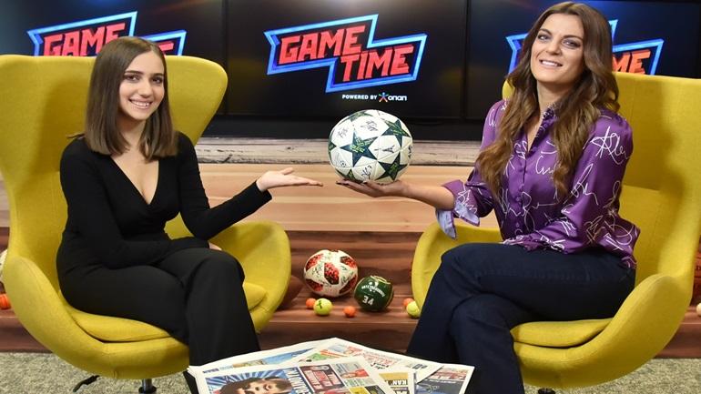 Αγγελική Κούρκουλου στο ΟΠΑΠ Game Time: «Αν η ΑΕΚ δείξει συνέπεια, θα επικρατήσει άνετα»