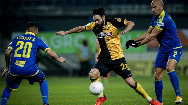 Αστέρας Τρίπολης-ΑΕΚ 1-2 (Δεύτερο ημίχρονο)