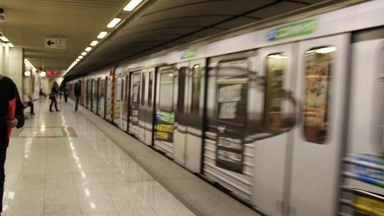 Κλειστοί την Κυριακή έξι σταθμοί του Μετρό