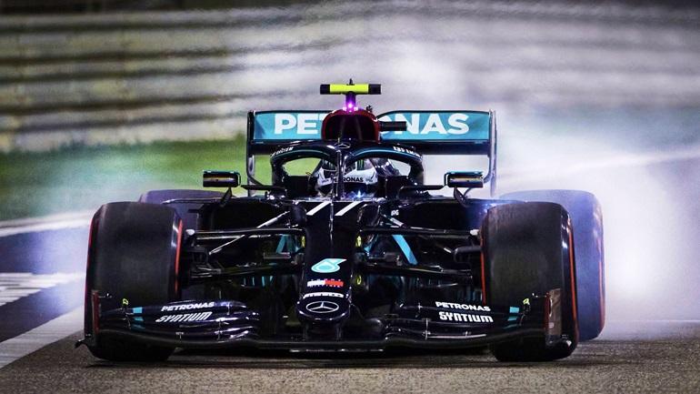 Formula 1: Ο Bottas κατέκτησε την Pole Position στο Μπαχρέιν