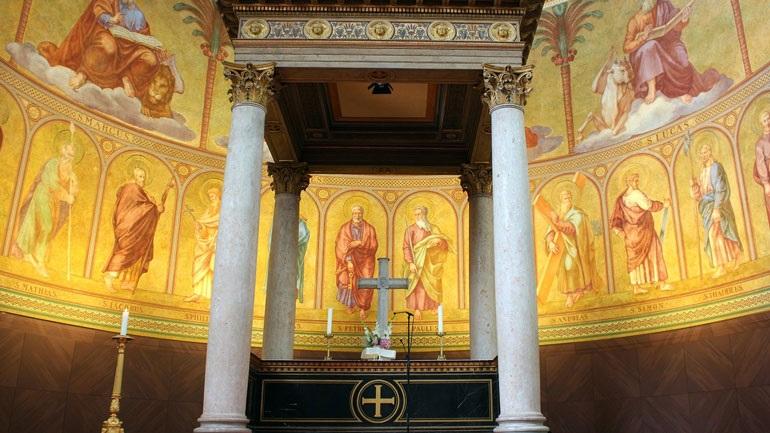 Πρόστιμο σε ναό του Κορωπίου λόγω μη τήρησης των περιοριστικών μέτρων