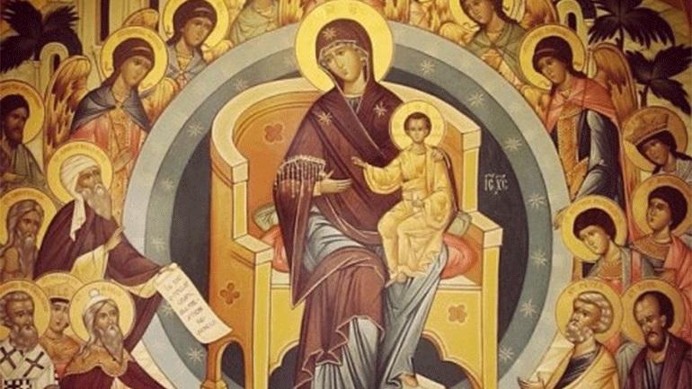 Δεύτερη μέρα των Χριστουγέννων: Η Σύναξη προς τιμήν της Υπεραγίας Θεοτόκου