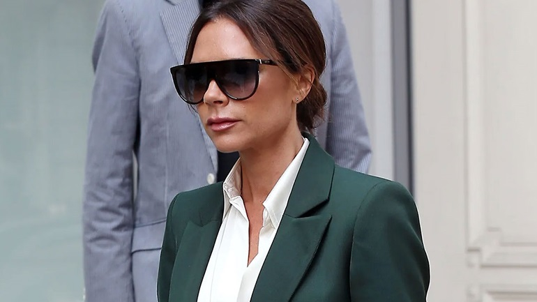 H Victoria Beckham αποχαιρέτησε το 2020 με στιγμιότυπα από τις πιο ευτυχισμένες στιγμές της χρονιάς