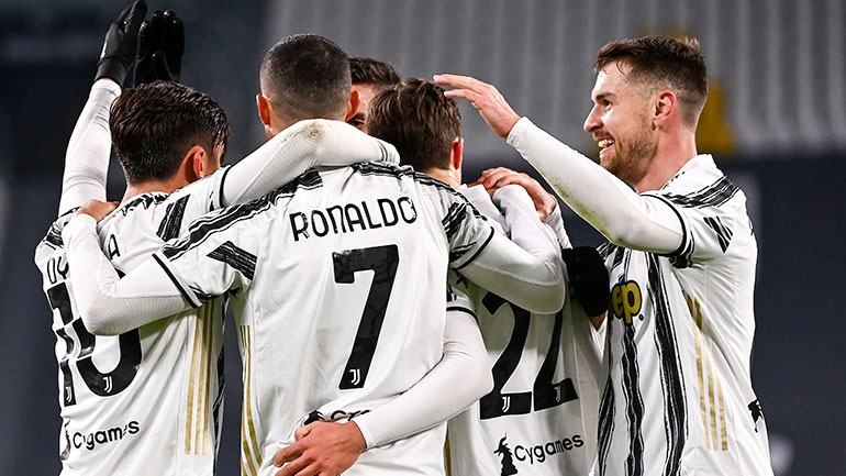 Ιταλία: Νίκη 4-1 για τη Γιουβέντους, απέναντι στην Ουντινέζε – Ρεκόρ ο Ρονάλντο