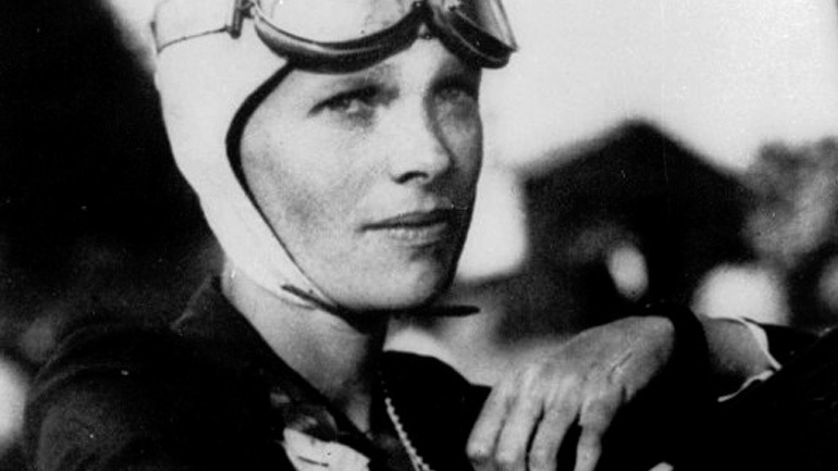 84 years since the disappearance of the first woman to cross the Atlantic alone