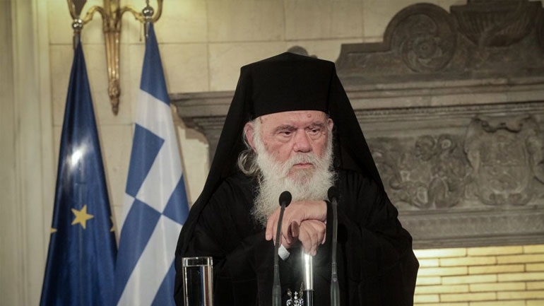 Χωρίς τον αρχιεπίσκοπο Ιερώνυμο η ορκωμοσία των υπουργών