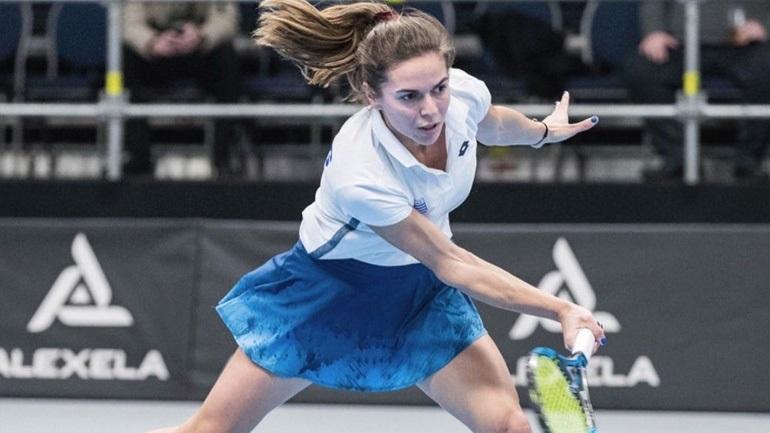 Τένις: Νίκες στα προκριματικά του Όπεν Άμπου Ντάμπι για Γραμματικοπούλου και Παπαμιχαήλ