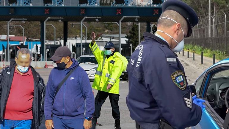 Παράταση του σκληρού lockdown ανακοίνωσε η Πολιτική Προστασία