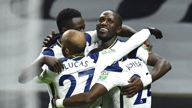 League Cup Αγγλίας: Στον τελικό η Τότεναμ, 2-0 την Μπρέντφορντ