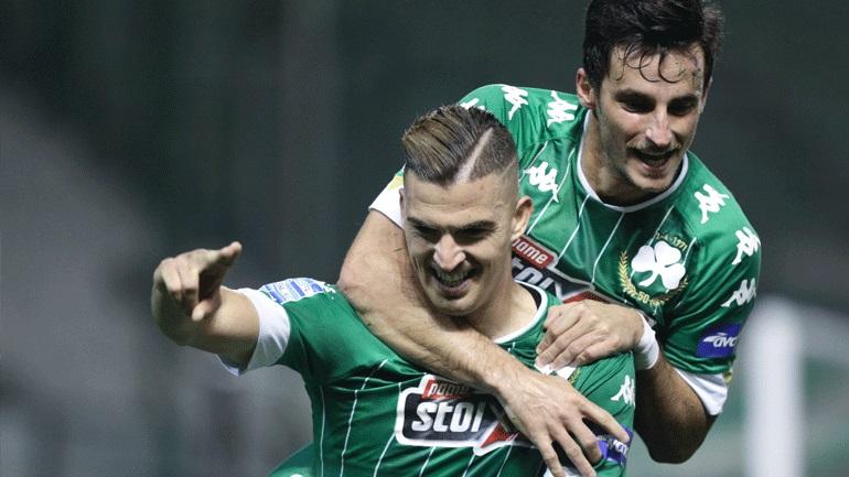 Δεύτερη συνεχόμενη νίκη για τον Παναθηναϊκό, 2-0 την ΑΕΛ