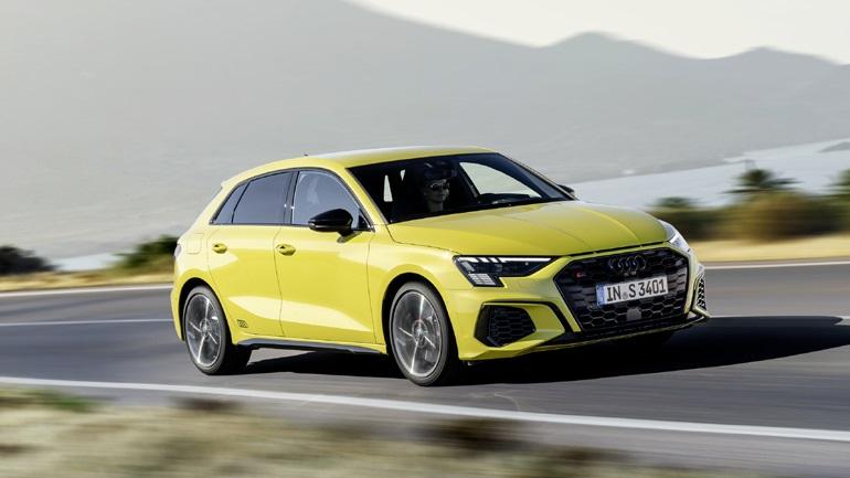 The price of the Audi S3 Sportback in Greece