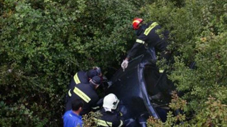 Αγρίνιο: Νεκρός ανασύρθηκε ένας 71χρονος από δύσβατο σημείο στην περιοχή Κλεισούρα