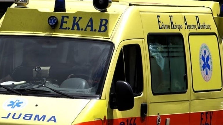 Βόλος: 25χρονος έπεσε από τον 4ο όροφο πολυκατοικίας