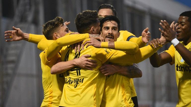 Τρίποντο για τον Άρη στη Ριζούπολη, νίκησε 1-0 τον Απόλλωνα Σμύρνης