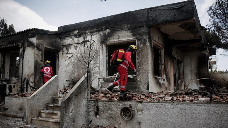 Τραγωδία στο Μάτι: Ευθύνες στην Πυροσβεστική επιρρίπτουν στελέχη της ΕΛ.ΑΣ. και της Τροχαίας