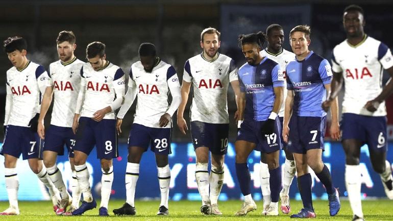 Κύπελλο Αγγλίας: Στο τέλος η Τότεναμ, 4-1 τη Γουίκομπ