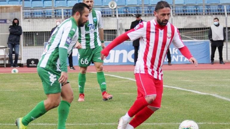 Super League 2: Ισόπαλο το ντέρμπι της Λιβαδειάς, 1-1 Λεβαδειακός και Ξάνθη