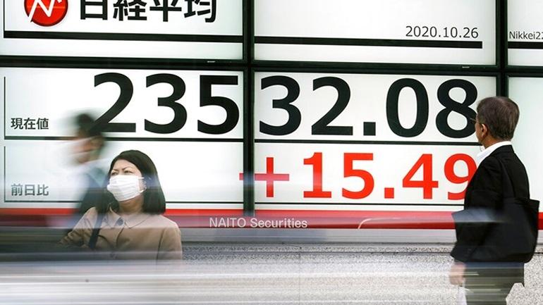 Ιαπωνία: Άνοδος των δεικτών στο αρχικό στάδιο των συναλλαγών στο χρηματιστήριο