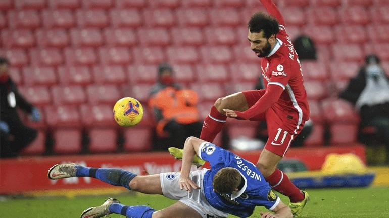 Αγγλία: Νέα ήττα-σοκ για τη Λίβερπουλ στο «Άνφιλντ», έχασε με 1-0 από την Μπράιτον