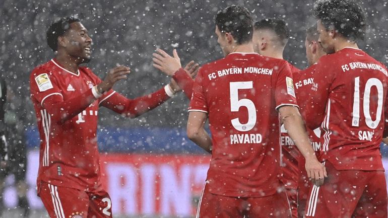 Γερμανία: Αντέδρασε η Μπάγερν, 1-0 τη Χέρτα