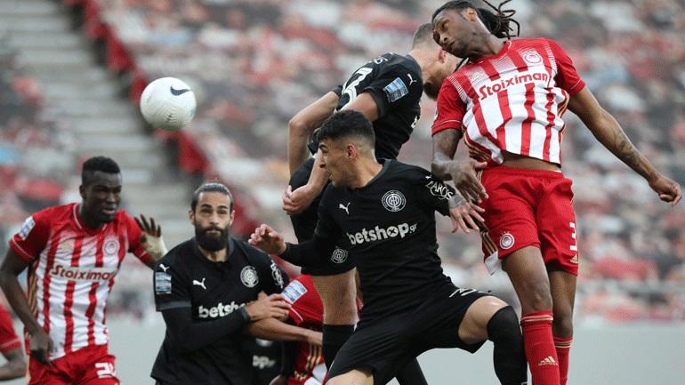 Oλυμπιακός-ΟΦΗ 3-0 (Δεύτερο ημίχρονο)